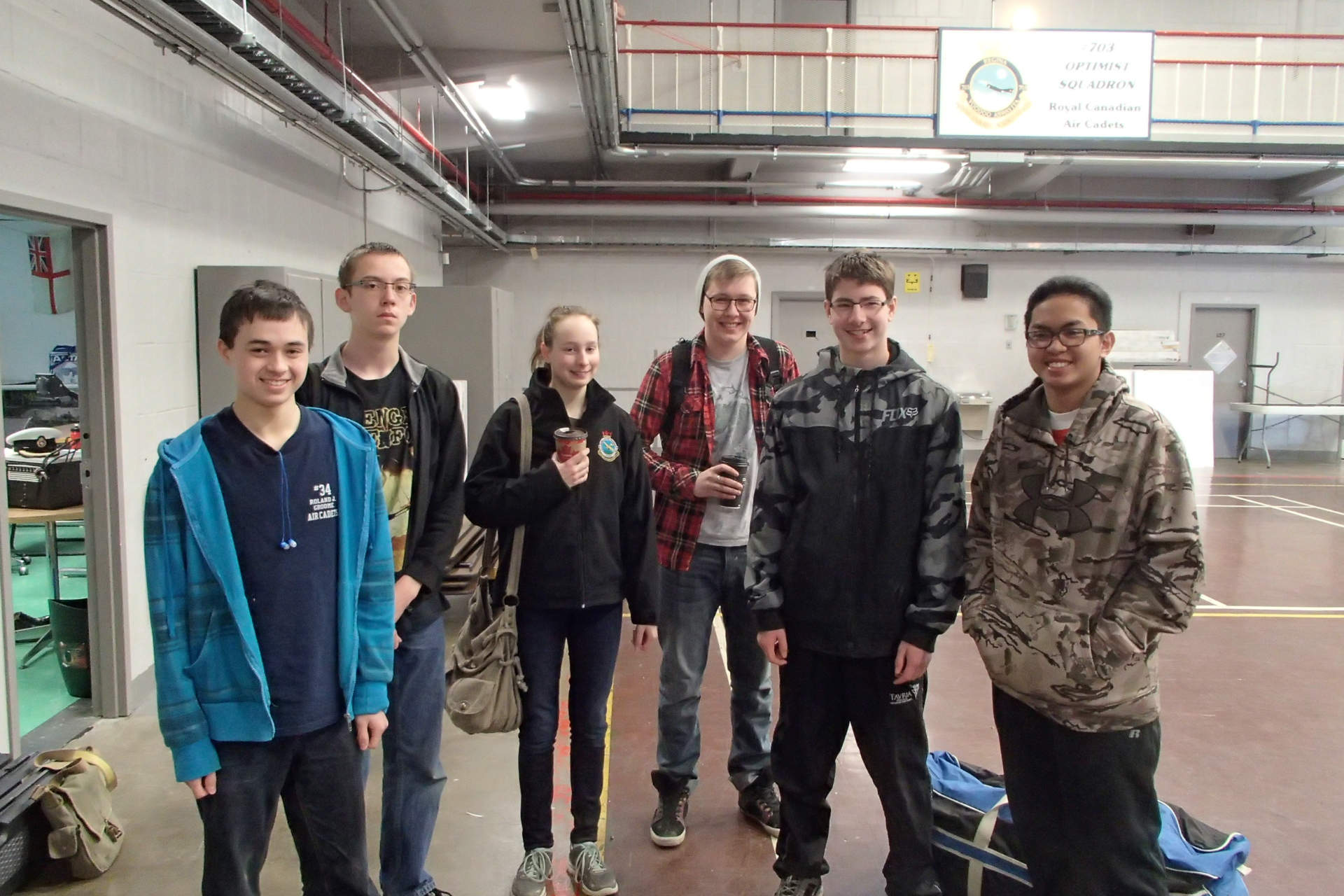 Congratulations to Markmanship Team on 2nd place at Provincials